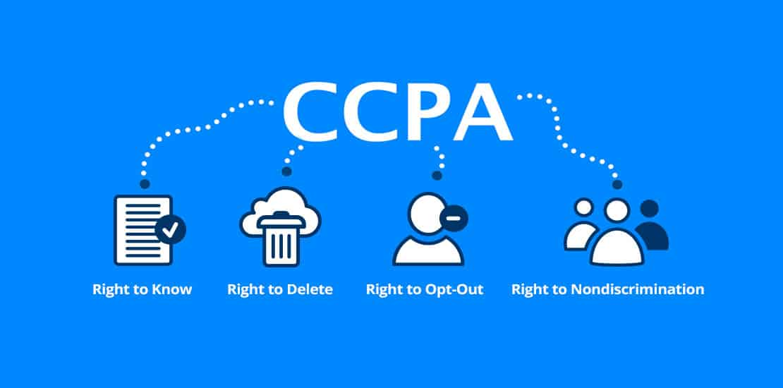 California Consumer Privacy Act (CCPA), GDPR and the move to strengthen consumer privacy rights