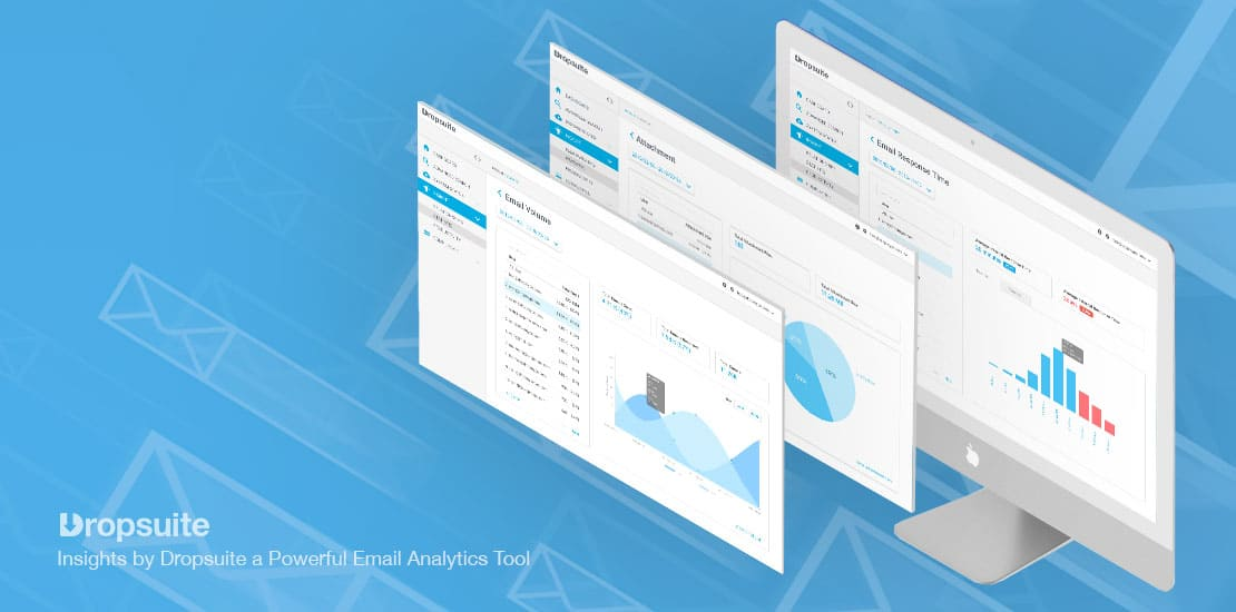 Insights BI by Dropsuite a Powerful Email Analytics Tool