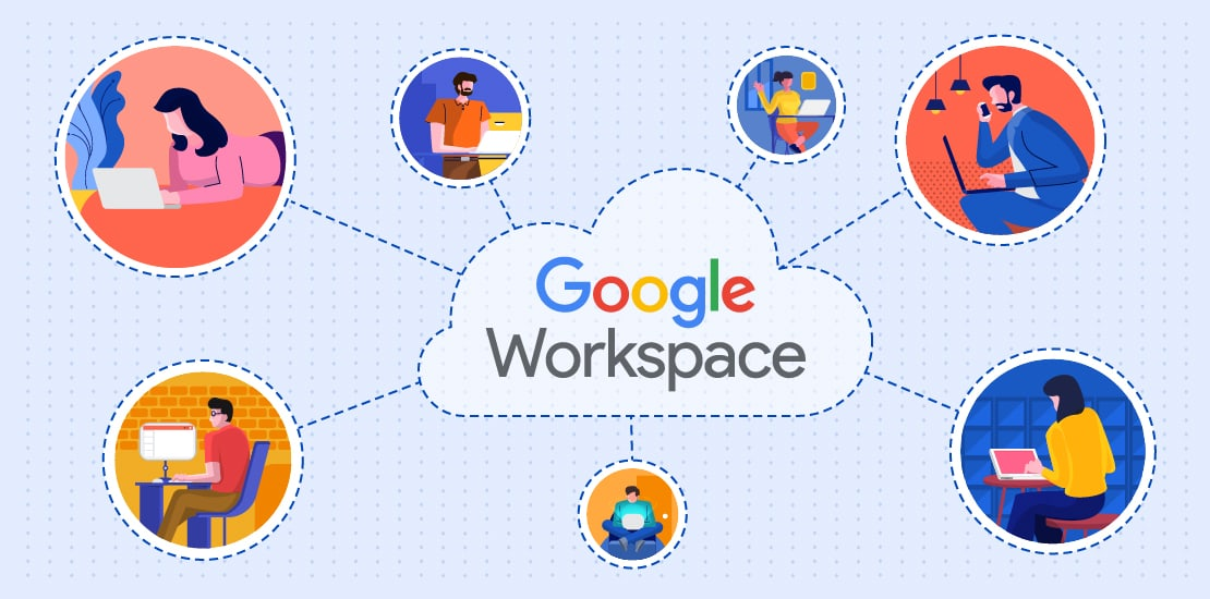 Work From Home Best Practices: #3 - Google Workspace for Remote Work
